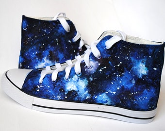 f514b7631583 Custom galaxy sneakers