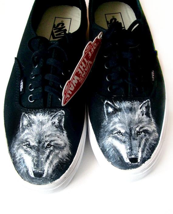 loups chaussures chaussures de personnalis de Loup A5anxIwq