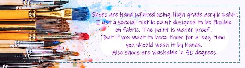 Scarpe arcobaleno personalizzate dipinte a mano Converse GgTt69fI