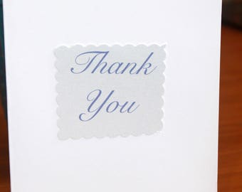 Card: Thank you Card