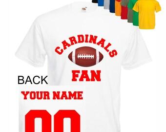 e3a9f99d Cardinals shirt kid tee shirt men shirt Baby sport customized | Etsy