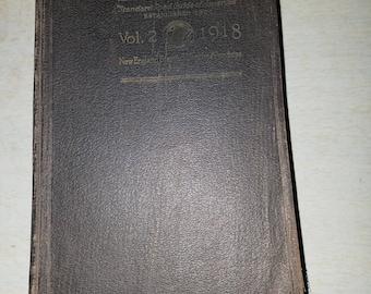 The Official automobile Blue Book vol 2  1918