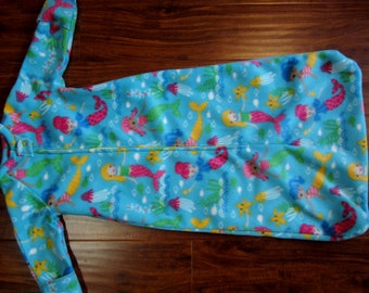 You choose length hand covers or knit cuffs. Up to 36 custom made sleep sack to fit your child