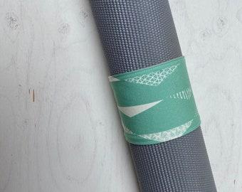 Yoga Mat Strap -  Yoga Strap - yoga