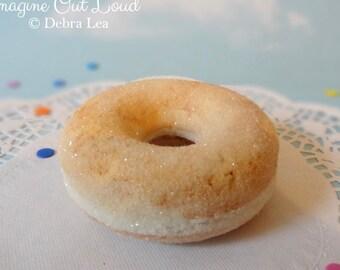 Fake Donut Doughnut Sugar DECOR Fake Cake Kitchen Decor Display