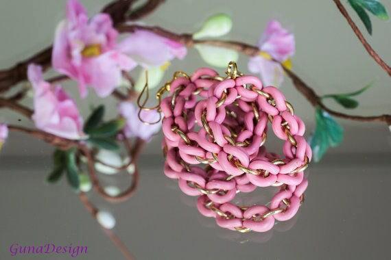 Rubber ring chainmaill jewelry TUTORIAL GunaDesign