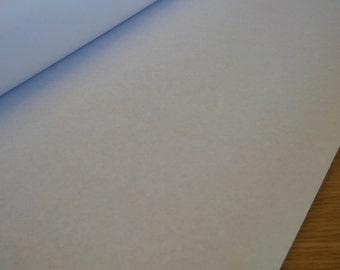 "Plain Pattern Marking Paper for drawing garment designs patterns - 36"" (91cm) x 10m Roll"