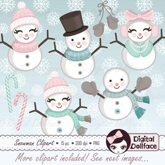 PK 3 rosa y azul muñecos de nieve ADORNO TOPPERS PARA TARJETAS /& MANUALIDADES