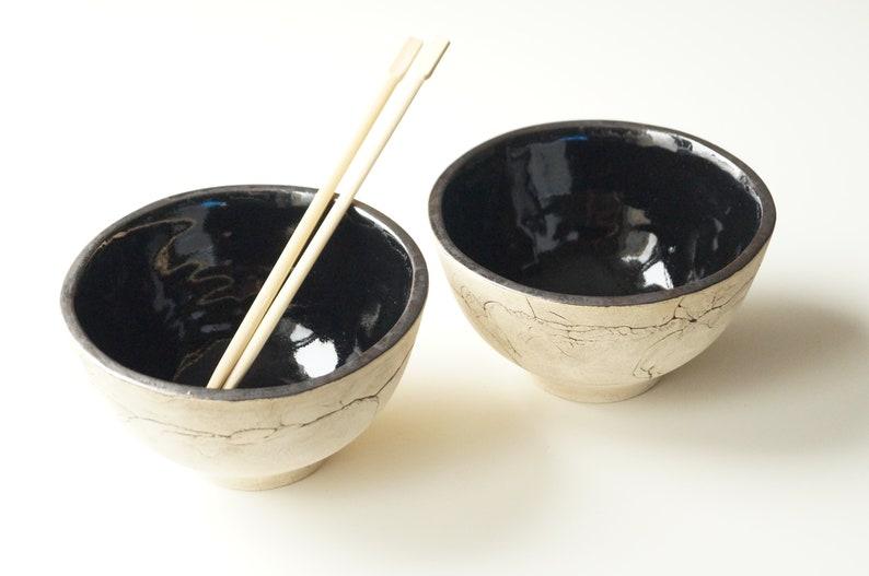 Rice Noodle Soup Cereal Bowls Large Ceramic Soup Ramen Noodle ...