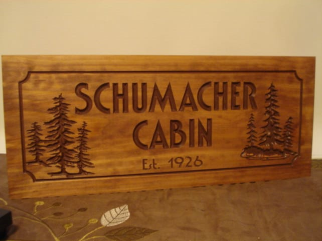 personalized cabin signs rustic family last name welcome pine etsy rh etsy com personalized cottage signs ontario personalized cottage signs wood