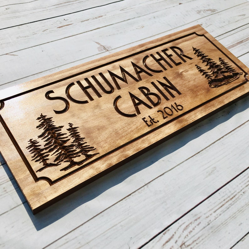 7c1dfc468210d Custom Wood Sign, Cabin Sign, Wooden Signs, Camping Sign, Personalized Wood  Sign, Camp Sign, Free Shipping, Wood Signs, Benchmark Signs