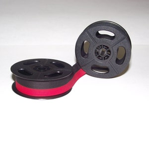 OLIVETTI BLACK TYPEWRITER RIBBON Olivetti M44 Olivetti 132 Olivetti Valentine