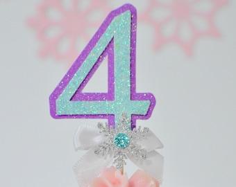 snowflake cupcake topper, cupcake topper, Winter Wonderland cupcake topper,  winter wonderland party, ice queen cupcake topper