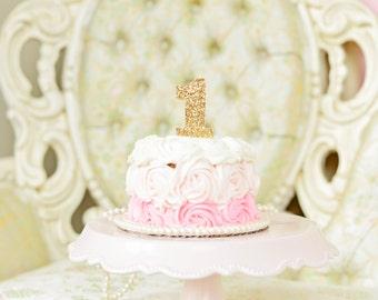 Number Cake Topper, cake number, cake topper, smash cake topper