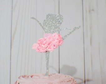Ballerina cake topper, Ballet Cake topper, Ballet Party, Dance Cake topper, Dance Party