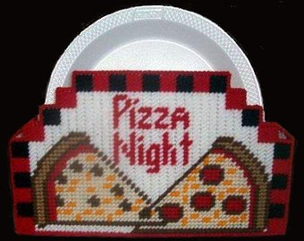 & Plastic pizza plates | Etsy