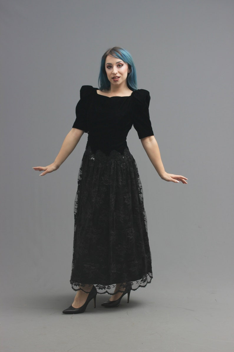 Witchy Prom Dress