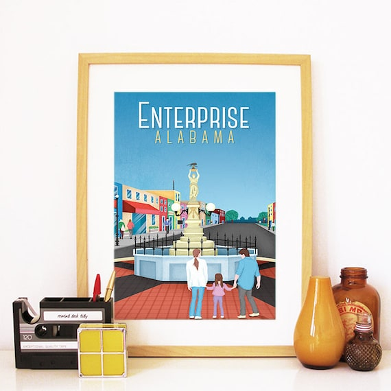 Enterprise Print, Enterprise Skyline, Enterprise Art, Enterprise Poster, Enterprise Watercolor, Enterprise Art, Enterprise Map, Enterprise