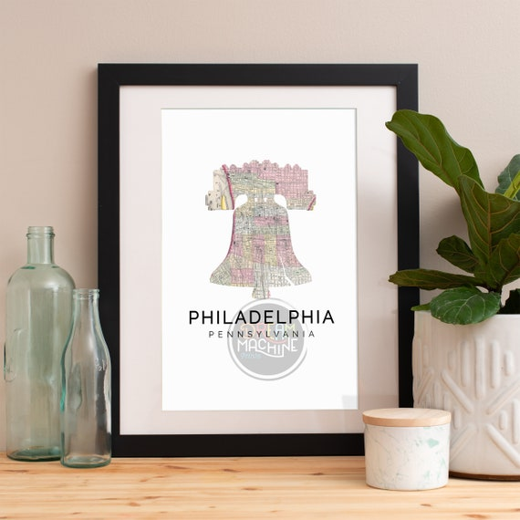 Philadelphia Print, Philadelphia Skyline, Philadelphia Art, Philadelphia Poster, Philadelphia Watercolor, Philadelphia Art Print, Philly