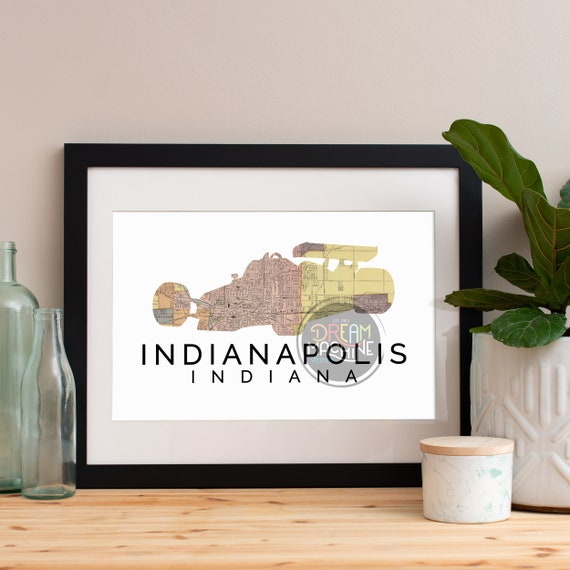 Indianapolis Print, Indianapolis Skyline, Indianapolis Art, Indianapolis Poster, Indianapolis Watercolor, Indianapolis Art Print