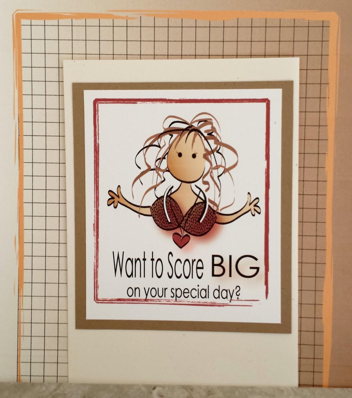 Funny Boyfriend Birthday Card Suggestive Birthday Card For