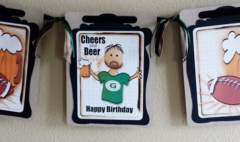 50th Birthday Party Decorations For Men Personalized