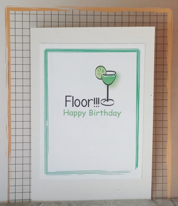 Funny Birthday Card Happy Birthday Card For Girlfriend Etsy