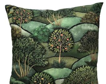 Landscape Pillow Etsy