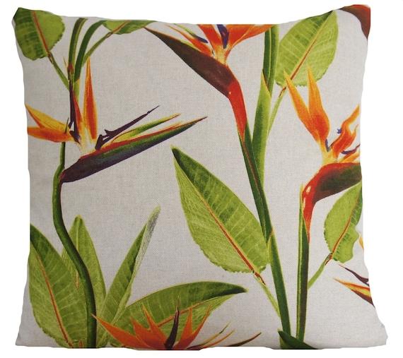 """Bird-07 18/"""" Cotton Linen Throw Pillow Case Cushion Cover Home Decor"""