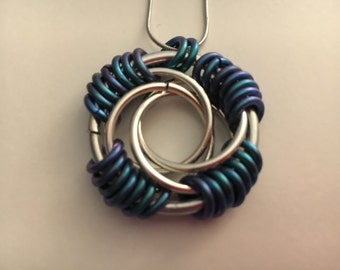 Maillestrom Chainmaille Necklace
