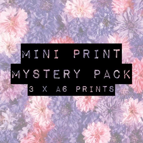 Millicent A6 Mini Print