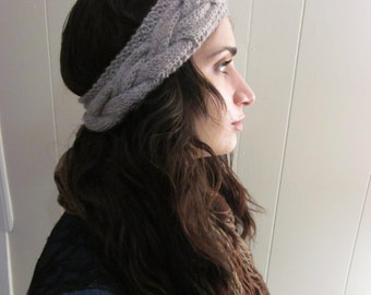 Braided Headband/Ear-warmer