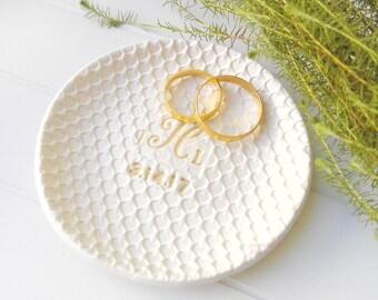 Soporte anillo boda,  plato boda,  plato anillo, personalizado,  anillo boda,  soporte plato, regalo a novia, de dama, regalo compromiso