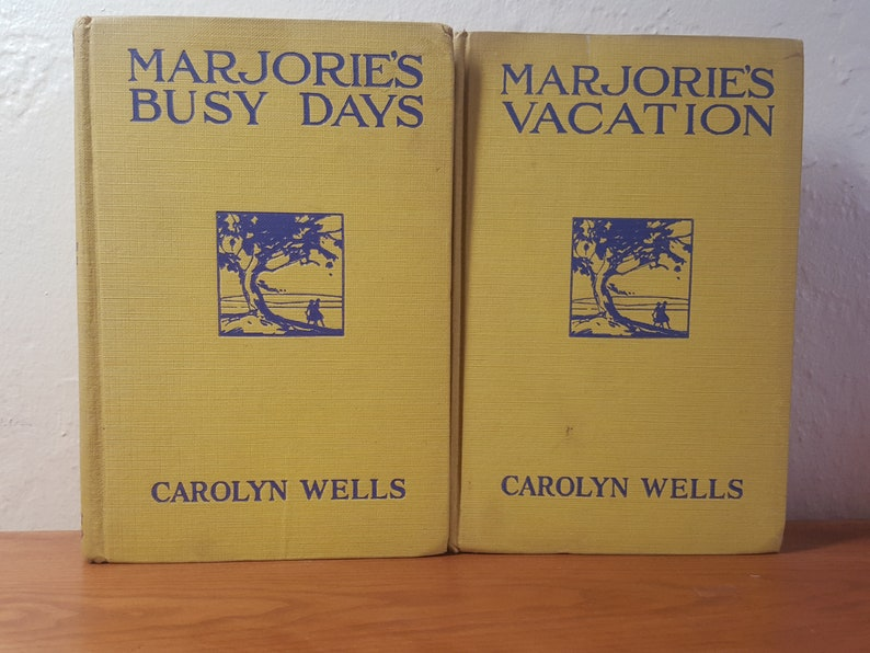 Carolyn Wells's series about Marjorie Maynard presents early 20th-century  American family life through a lens of sweetness and silliness