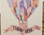 Greeting Card - Watercolo...