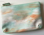 Hand painted Clutch - han...