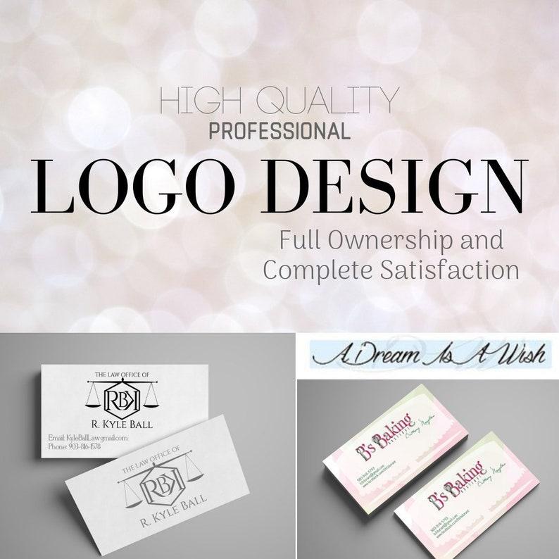 Logo Design Custom Logo Design Logo Design Custom Logo image 0
