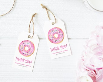 picture about Printable Baby Shower Gift Tags called Youngster shower reward tag Etsy