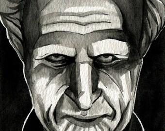 Original Art Bundle, Count Dracula