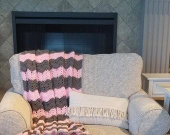 California Dreamin Lapghan crochet pattern
