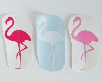 Flamingo Permanent Decal