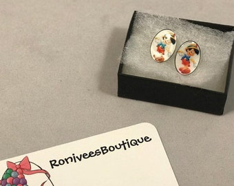 Pinocchio Earrings
