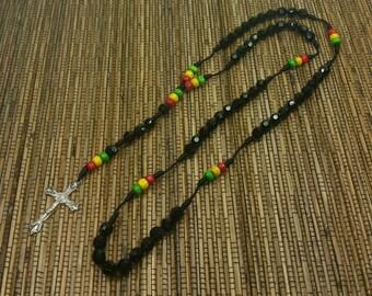 "Bob Marley Surfboard Necklace Shark Tooth Pendant Surfer 16/"" Choker Men Hippie"