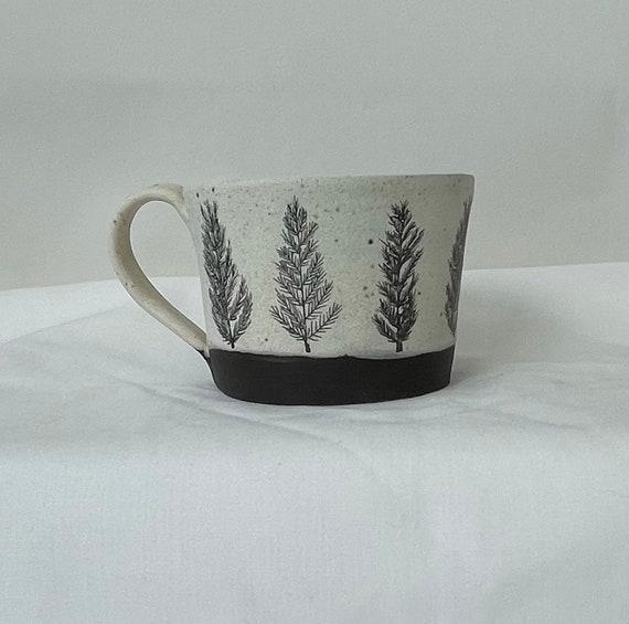 Black Trees Mini Cup