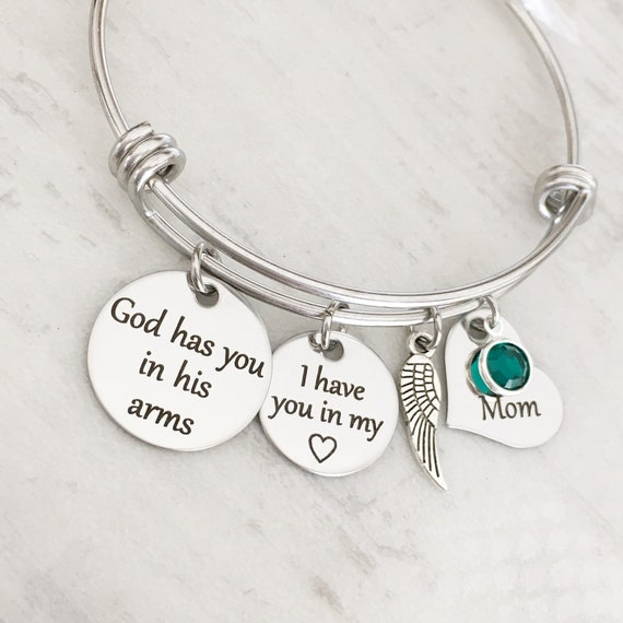 bereavement gift sympathy jewelry gifts loss of a parent etsy