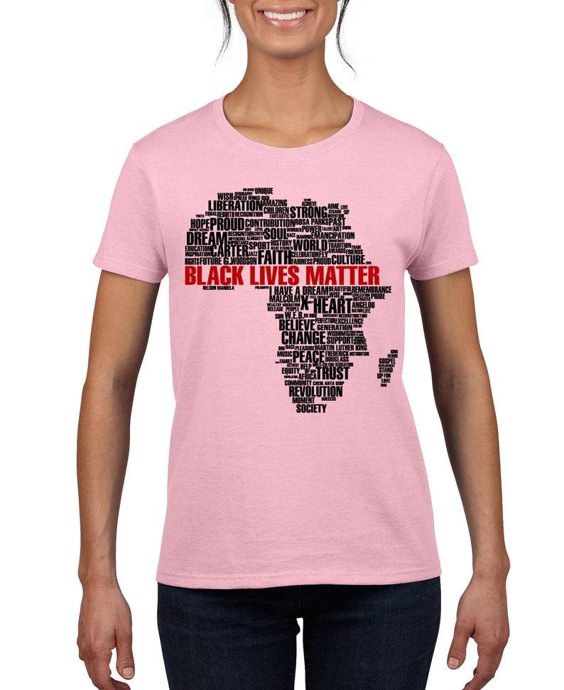 Black Lives MatterMalcolm XMartin Luther King