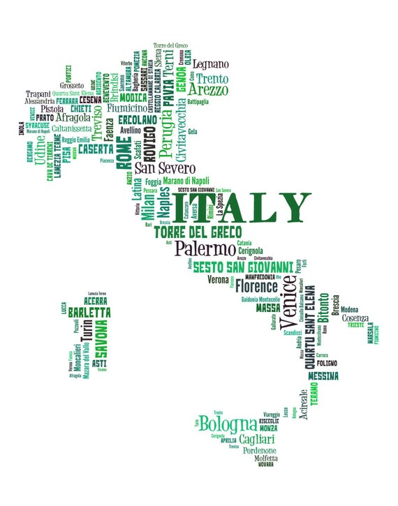 Italy Map Art, Italy Art Print, Italy City Map, Italy Typography Art, on city map of kahoolawe, city map of bolivia, city map of estonia, city map of the netherlands, city map of slovenia, city map of libya, city map of tanzania, city map of myanmar, city map of the carolinas, city map of bosnia and herzegovina, city map of kuwait, city map of slovakia, city map of antigua, city map of latin america, city map of aruba, city map of tuscany, city map of bahrain, city map of mesopotamia, city map of luxembourg, city map of holland,