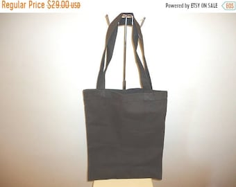 50% OFF Large Brushed Cotton Shopper Tote