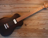 Weir Poorboy Electric Guitar No. 132