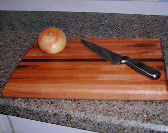 Handmade Wood Cutting Board ****FREE SHIPPING****